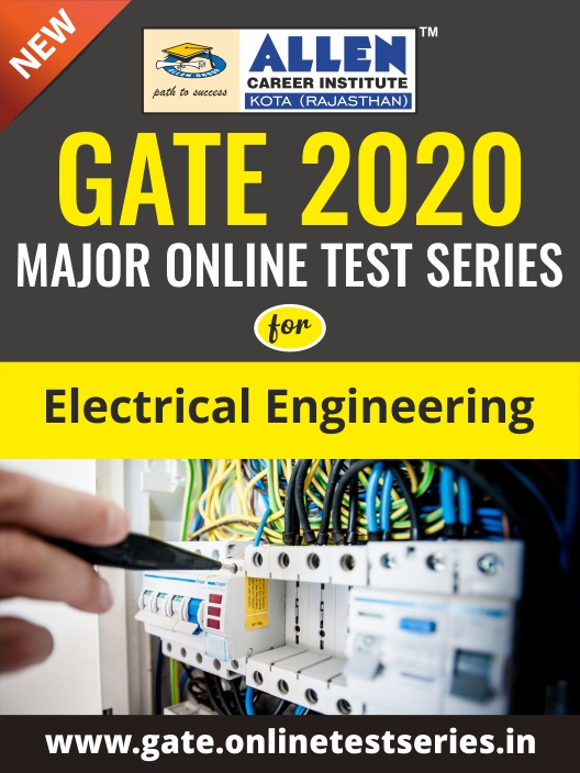 Full GATE Syllabus (Major) Online Test Series for Electrical Engineering