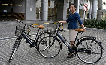 렌탈자전거