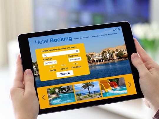 จองทริปไปเที่ยวชิว ๆ กับ 5 แอปฯจองโรงแรมแนะนำแห่งปี