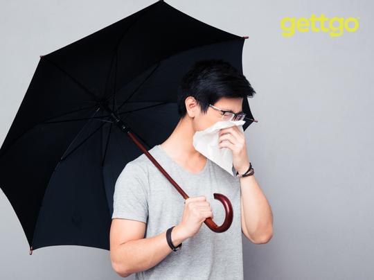เตรียมรับมือ ป้องกัน 5 โรคที่มากับหน้าฝน