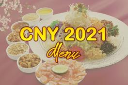 CNY 2021 Menu