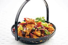 Szechuan Style Dried Chilli Chicken 四川辣子鸡