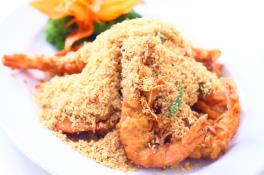 Crispy Cereal Prawns 麦片虾
