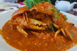 Chilli Crab 辣椒螃蟹