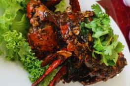 Black Pepper Crab 黑胡椒螃蟹