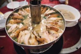 Flaming Chicken 火焰鸡