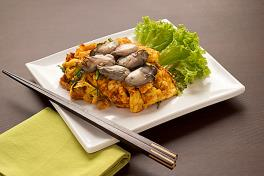 Oyster Omelette 蚝蛋
