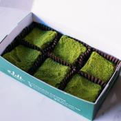 Matcha Blondies - Box of Six