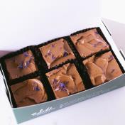Earl Grey Brownies - Box of Six