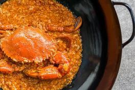 Choice of 2 Crabs at $88