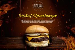 Select your FREE Smoked Cheeseburger