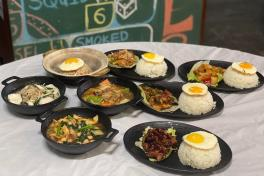 Tampines Weekday $5.50 Lunch Set