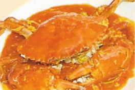 辣椒蟹 Chilli Crab ★