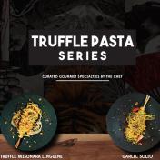 Truffle Pasta Series 日式松露意大利面