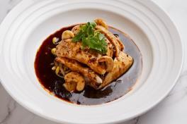 招牌口水鸡 - Steamed Chicken With Chilli And Vinegar Sauce  👍🌶️