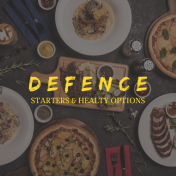 Defence (Appetizers)