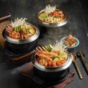 Spicy Kimchi Jjigae Hot Pot