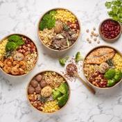 Healthy Rice Bowl | Bibimbap
