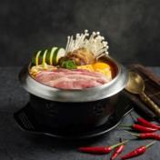 Spicy Soon Dubu Hot Pot