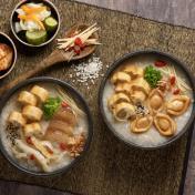 Juk (Korean Congee)