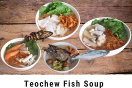 Teochew Fish Soup