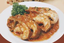 Crayfish 虾婆