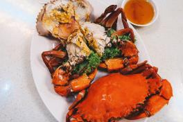 Teochew Double Shell Cold Crab (Advance Order) 冻双壳黄膏蟹 (须预定)