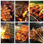Exclusive Signature Satay Selections