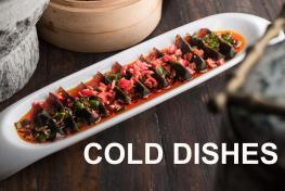 Cold Side Dishes - Starter