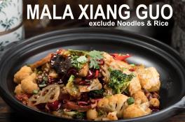 MALA Xiang Guo (Stir Fry)