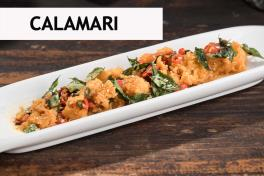 Calamari Dishes