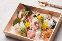 Premium Sashimi Platter