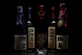 Sake By Bottle