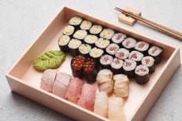 Premium Sushi and Maki Platter