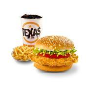 Tex Supreme Burger Combo
