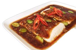 TOFU DISHES 豆腐类