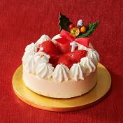 [PRE-ORDER] Pere Noël Strawberry Cheesecake