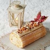 [PRE-ORDER] Noël Maplelicious Log Cake