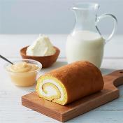 Jersey Milk Swiss Roll