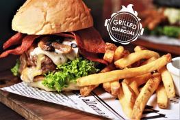 'The Boss' Burger