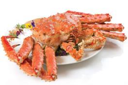 🦀 空运生猛阿拉斯加皇帝蟹 Air Flown Live Alaskan King Crab