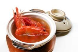 游水药材醉虾 Live Drunken Prawn with Herbal Soup (3 只/3 pc)