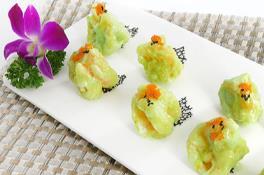 芥末虾球Wasabi Deshelled Prawn