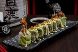 Avocado Soft Shell Maki
