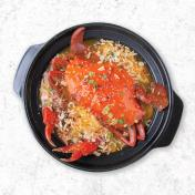 Shi Tang Signature Crab Quinoa Porridge <br>食堂招牌螃蟹粥