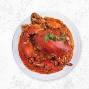 Chilli Crab <br>辣椒螃蟹