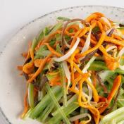 Stir Fried Fresh Cordyceps Flower <br> 清炒鲜虫草花