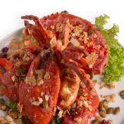 Crispy Cereal Crab <br>五脆谷炒螃蟹