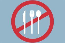 NO Cutlery