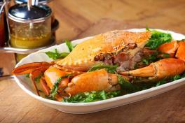 Luxurious Crab